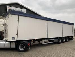 walking floor semi trailer Knapen Trailers K100 92m3 Cargo Floor 10MM 2013