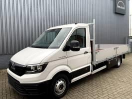 pickup lcv MAN 5.180 3,5t L4 180PK RWD H6 Pick-up Airco Bank 3,5t Trekgewicht mogelijk ... 2021