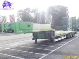lowloader semi trailer KAESSBOHRER SLS HS Low-bed 2020