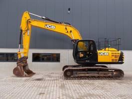 crawler excavator JCB JS220LC+ Prolec system 2017