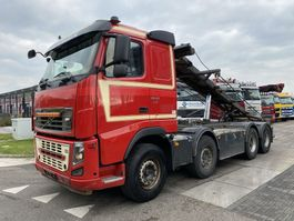 container truck Volvo FH 16 8X4 + MULTILIFT 25 TON 2009