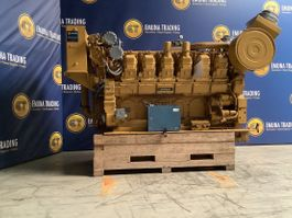 Engine truck part Caterpillar 3512STD 2002