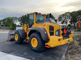 wheel loader Volvo 120 H 2021