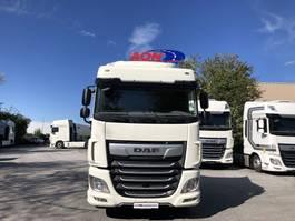 cab over engine DAF XF 480 SC, ACC, TraXon, Intarder, 2 Tanks 2018
