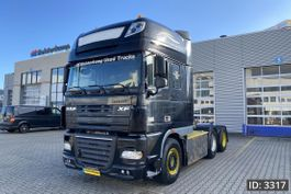 cab over engine DAF XF 105 SSC, Euro 5, // Manual // 10 tyres // Retarder // Low mileage, Intarder 2010