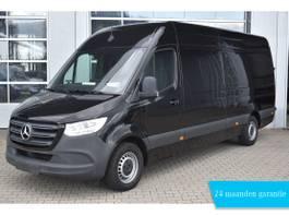 closed lcv Mercedes-Benz 316 CDI L3H2 163PK EUR6   AIRCO, CRUISE, MBUX 7'', NAVI, CAMERA, STOELVE... 2019
