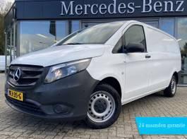 closed lcv Mercedes-Benz 114 CDI XL 136PK EUR6   AIRCO, CRUISE, NAVI, CAMERA, PARK. SENSOREN, TRE... 2020