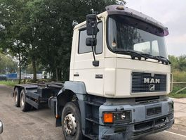 chassis cab truck MAN 27-403
