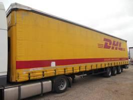 sliding curtain semi trailer Schwarzmüller LowDeck, Coil Mulde 7500 mm 2015