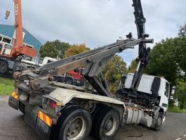 container truck Terberg 19 tons Terberg Kabelsysteem 1994