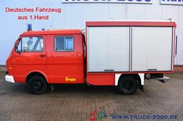 closed lcv Volkswagen 50 DoKa TSF-W 13.589 km neuwertiger Zustand 1997