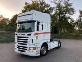 cab over engine Scania R560 V8 R560 4X2 Manual Retarder  Euro 5 2010