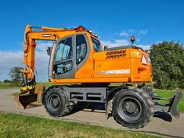 wheeled excavator Doosan DX160w 2010