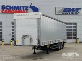 sliding curtain semi trailer Schmitz Cargobull Semitrailer Curtainsider Standard 2018