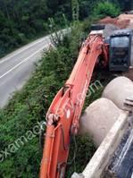 crawler excavator Hitachi ZX280LCH-3 2014