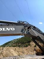 wheeled excavator Volvo EC480DL 2016