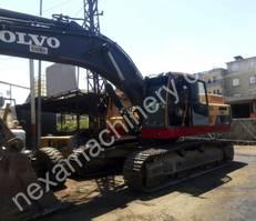 wheeled excavator Volvo EC380DL 2013