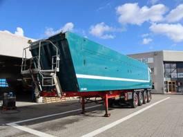 tipper semi trailer Kel-Berg 61 m³ 2013