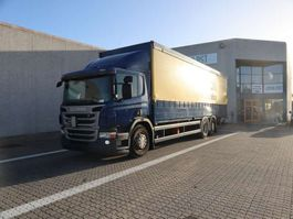 tilt truck Scania P 250 2014