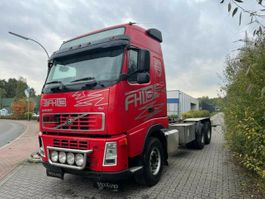 chassis cab truck Volvo FH 13 480, 6x4, Klima, Euro 5, Manual 2007