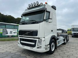 chassis cab truck Volvo FH 460 / 6x2 / Euro 2011