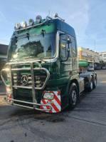 heavy duty tractorhead Mercedes-Benz Actros 2655 LS 3 - Achsen Schwerlast SZM 2006