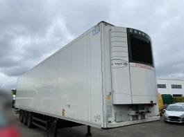 refrigerated semi trailer Schmitz Cargobull SCR°S3B°Carrier Vector 1950°Double Stock° 2014