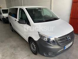 box truck Mercedes-Benz VITO 120CV 1600CC 2018