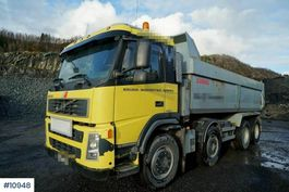 tipper truck Volvo FM 480 8x4 Tipper truck. Steel suspension. Few Km. 2006