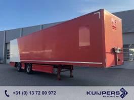 closed box semi trailer Renders ROC 16.18 / 2 as X-Steering / Box / Loadlift 2000 kg 2011