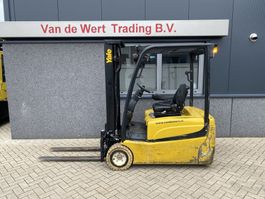 forklift Yale ERP20VT Heftruck Yale ERP20VT Duplo335 Sideshift 2009 Elektrisch 2009