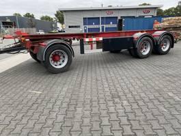 swap body trailer Van Hool 3K0016 1999