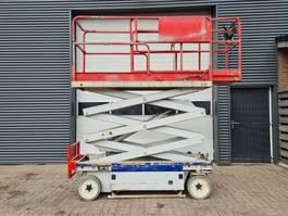 scissor lift wheeld JLG 2033 E