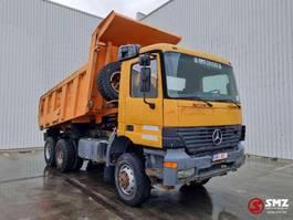 tipper truck Mercedes-Benz Actros 3340 6x6 4x 2003