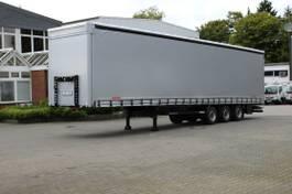 tilt semi trailer Kögel Plane / MEGA / Hubdach / Ladungsssich. VDI2700 2021