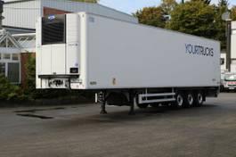 refrigerated semi trailer Chereau CV 1350 / Strom / FRC / SAF / Türen 2015