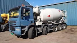 camión hormigonera DAF 15 m,3 Stetter 2010