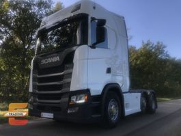 cab over engine Scania S500 NGS S 500 6x2/4 2019