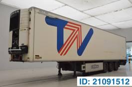 refrigerated semi trailer Chereau Frigo 2011
