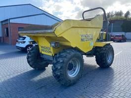 wheel dump truck WACKER NEUSON 100001+ 2007
