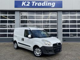 closed lcv Fiat 1.4 CNG Airco Aardgas 2010