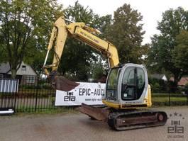 mini digger crawler New Holland E70SR-1ES 2007