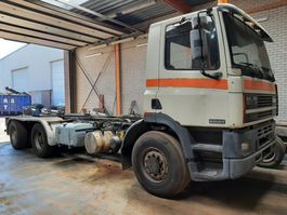 chassis cab truck Ginaf M 3233 S ATI  360 1994