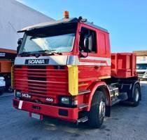 cab over engine Scania R143