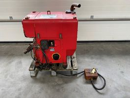 Industriemotor Hatz 2L41C 30 PK 2 cilinder Silentpack Diesel motor