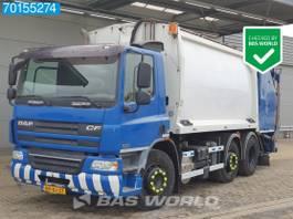 garbage truck DAF CF 75 6X2 Manual Lenkachse Euro 5 Geesink Aufbau 2008