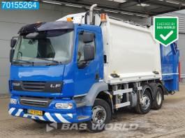 garbage truck DAF LF 55 6X2 Lenkachse Euro 5 Geesink Aufbau 2012