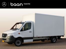 closed lcv Mercedes-Benz 316 CDI | Bakwagen, Laadklep, MBUX | Certified 24 maanden garantie 2020