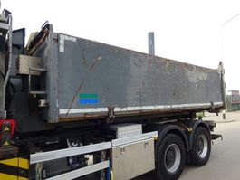 other containers Hyva CONTAINER MET HYDRO BOVENKLEP / ZIJKLEP / AFSTANDSBEDIENING 2011