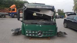 cabine truck part Mercedes-Benz CABINE AXOR 2018 SCHADE 2018